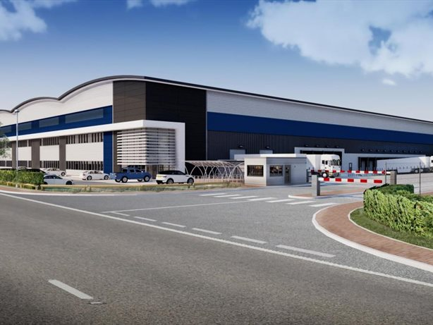 Theale Logistics Park Brunel Road Theale Rg7 4xe