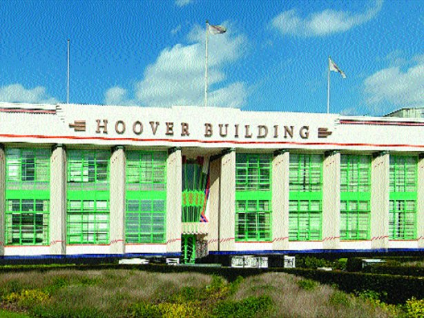 Hoover Building Western Avenue Perivale Greenford Ub6