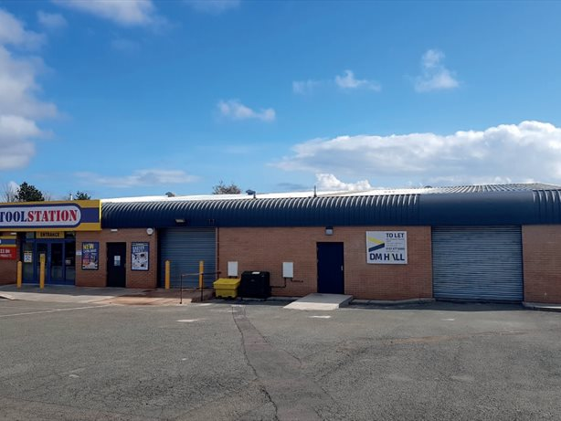 Property Quote Price(s) & Unit 5B Pitreavie Industrial Estate Dunfermline KY11 8UN ...