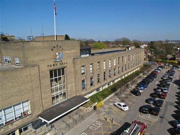 Development Opportunity Brent Town Hall Forty Lane