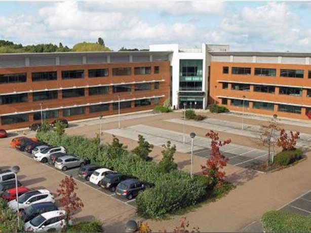 Altitude Atlas Business Park Manchester Airport