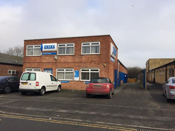 Small Commercial Property For Sale Leicester