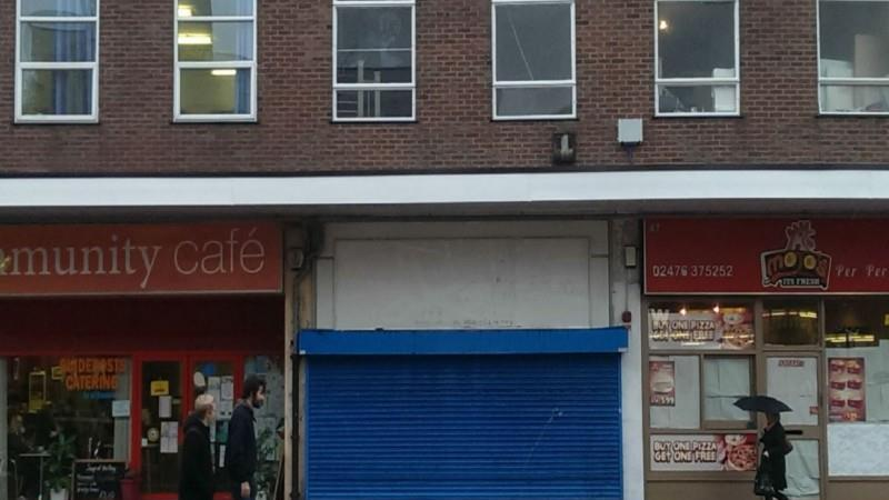 Town Centre Shop For Rent