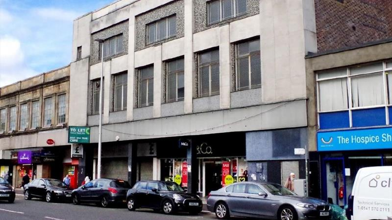 Prime Retail Space To Let