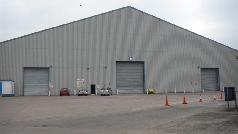 Image 3 of HEAVY GOODS HANDLING AND STORAGE FACILITY