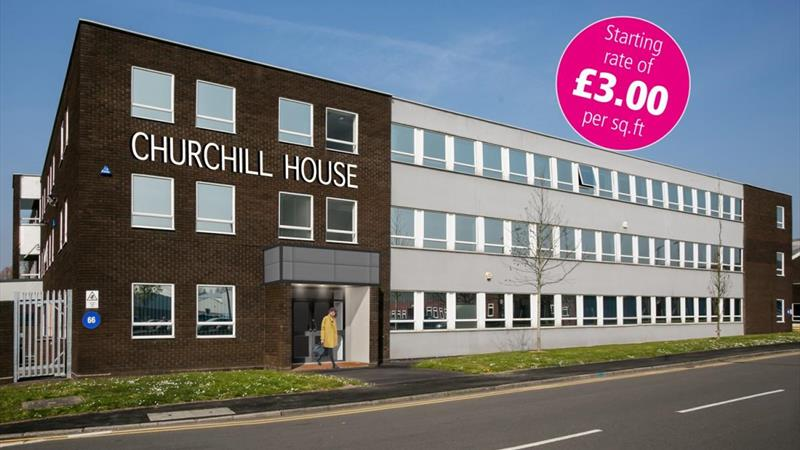 Churchill House Offices