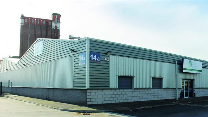 Modern High Spec Industrial Unit