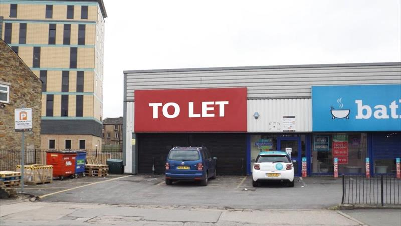 Retail Premises With Storage