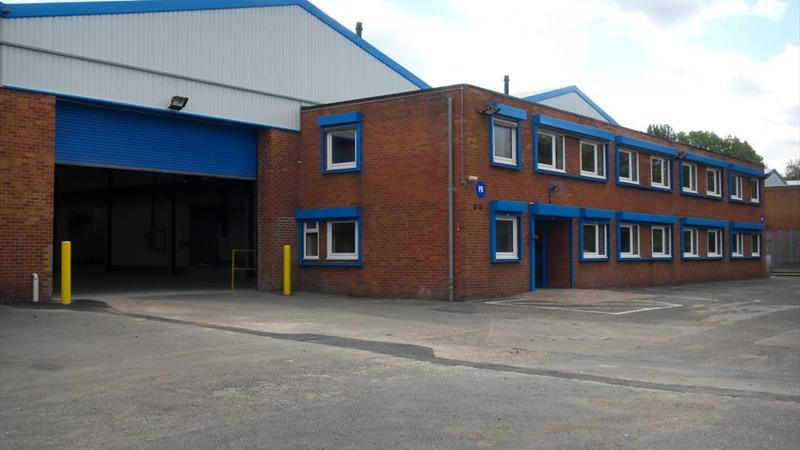 Industrial Premises Close To Town Centre