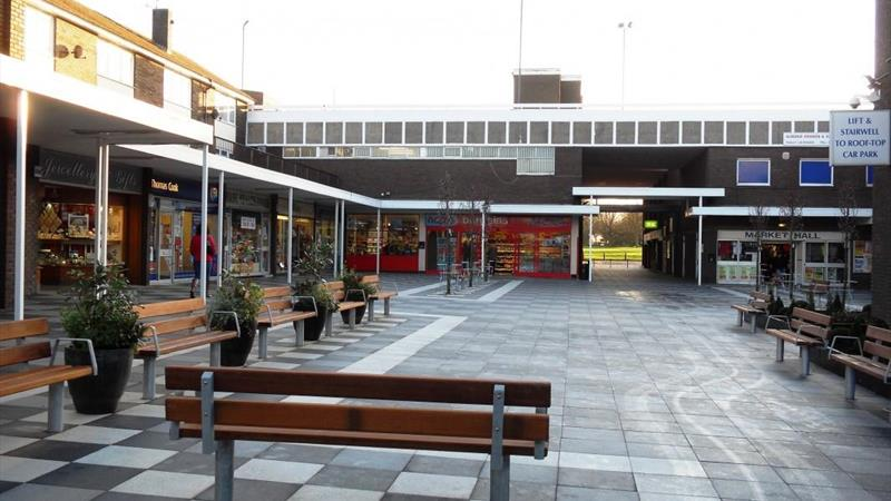 Shopping Centre Retail Premises