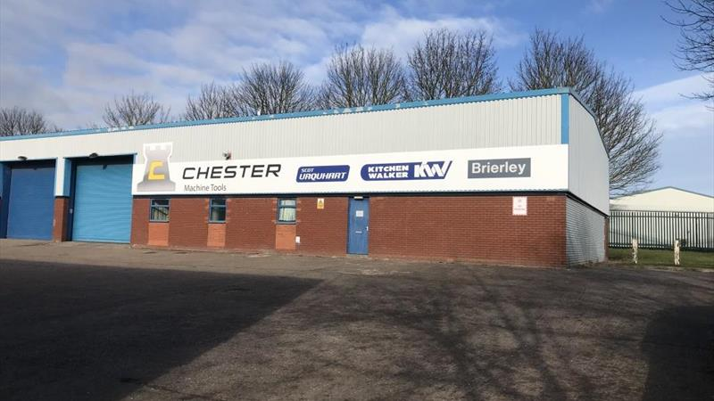 Warehouse/Industrial Unit With CCTV Estate Securit