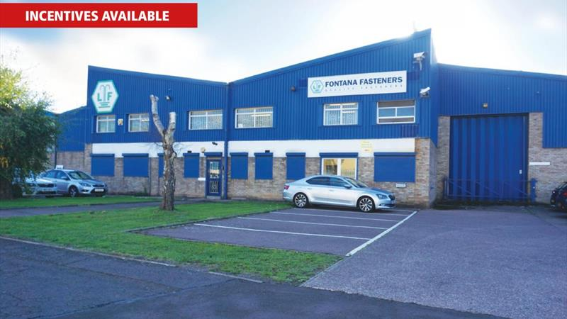 Warehouse / Industrial To Let