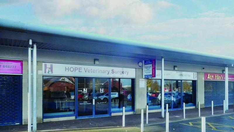Shop Units On Popular Retail Park