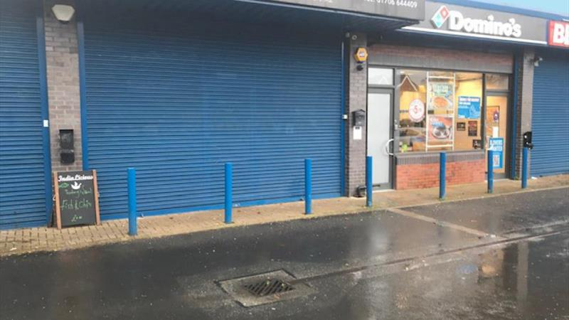 Modern Retail Unit To Let