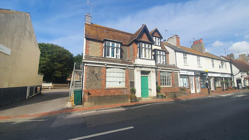 Former Bank Premises To Let