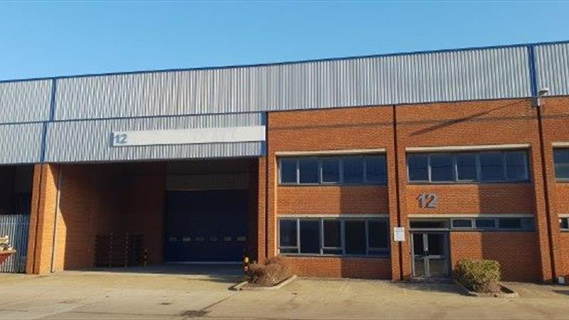 Industrial / Warehouse Unit with Parking