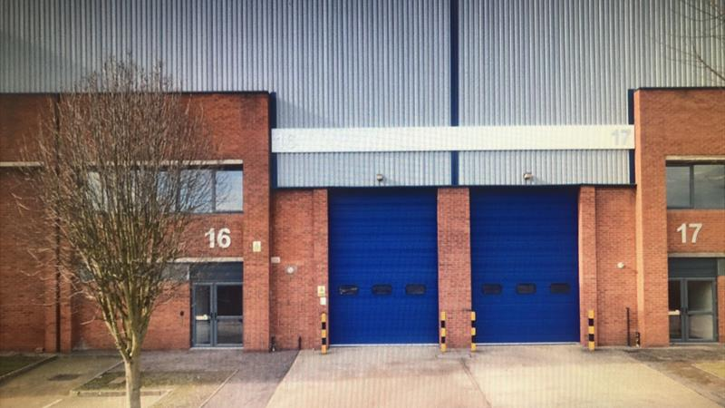 Refurbished Industrial Unit