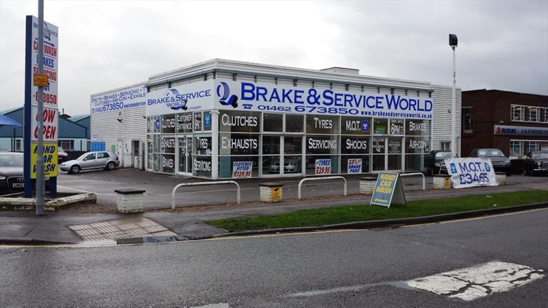 Car Showroom & Sales Forecourt