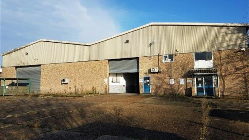 Industrial / Warehouse Premises with Offices