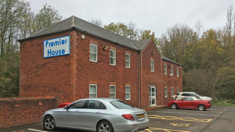 Refurbished Offices In Excellent Location