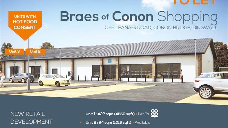 Braes of Conon | Units 2 & 3