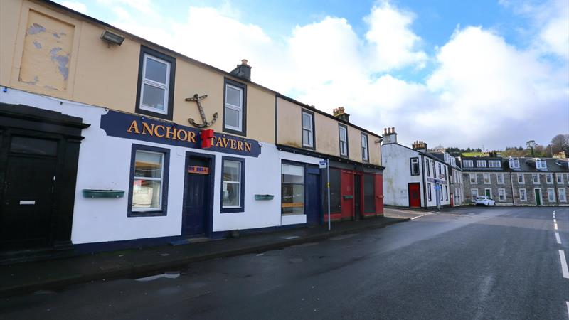 The Anchor Tavern 32  Marine Road Isle Of Bute PA2