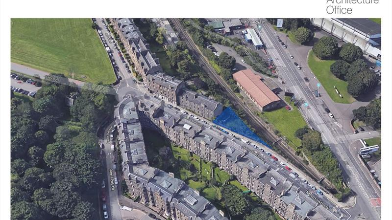 Site   Meadowbank Terrace Edinburgh EH8 7AR