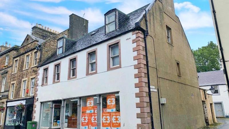 Shop Premises To Let / May Sell