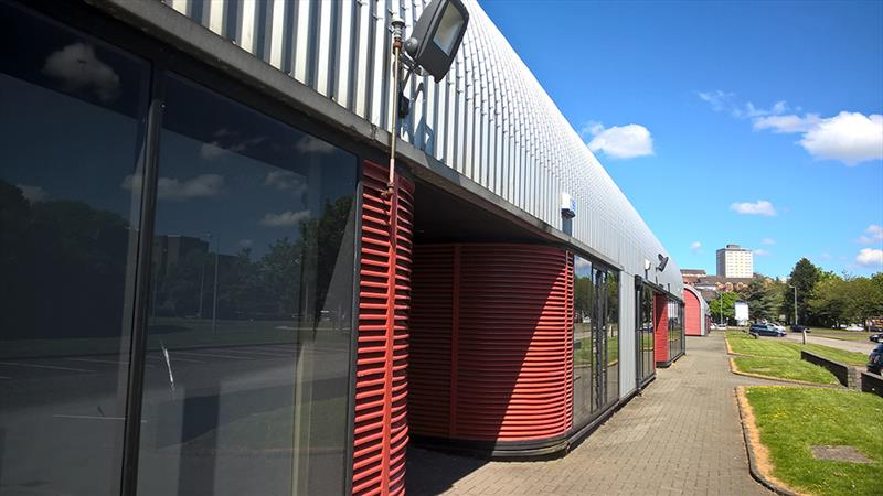 Refurbished Modern Industrial Units