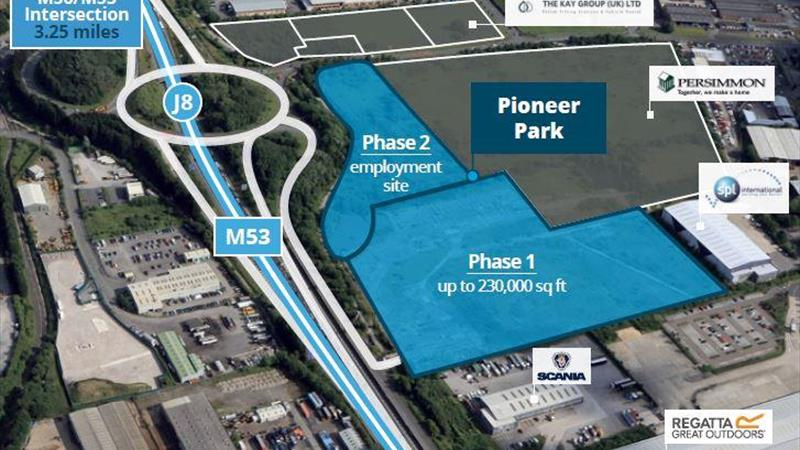 New Industrial Units In Prominent Location
