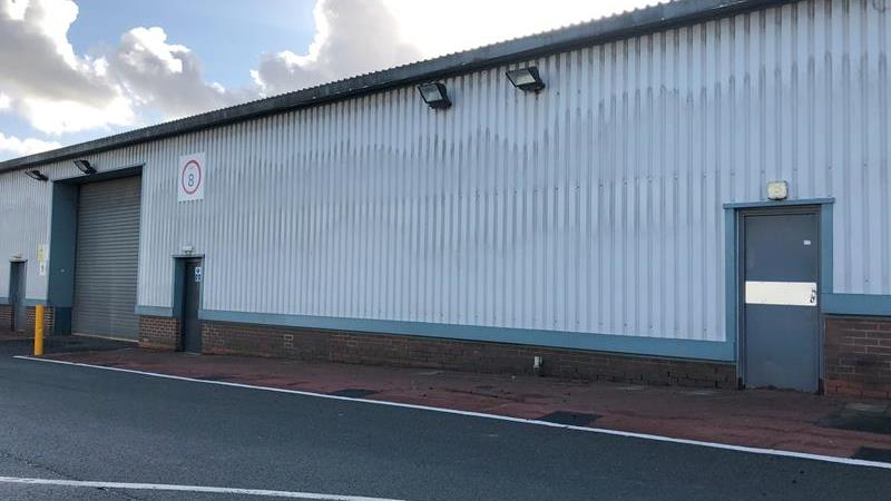 Secure Warehouse In Prime Location