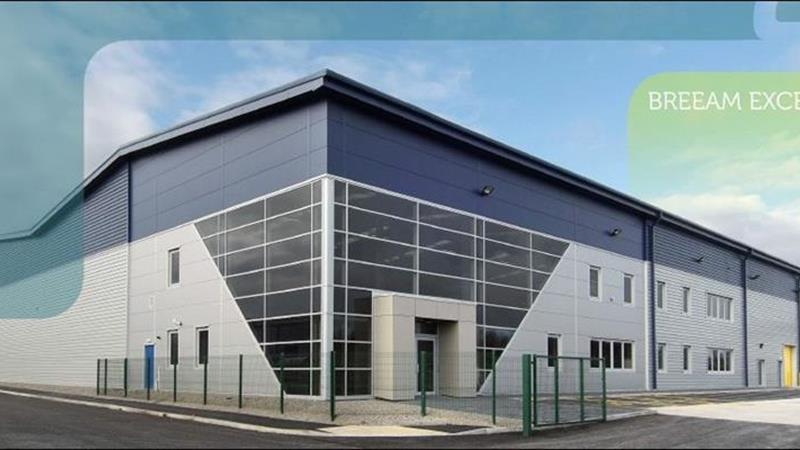 Industrial Units On New Development