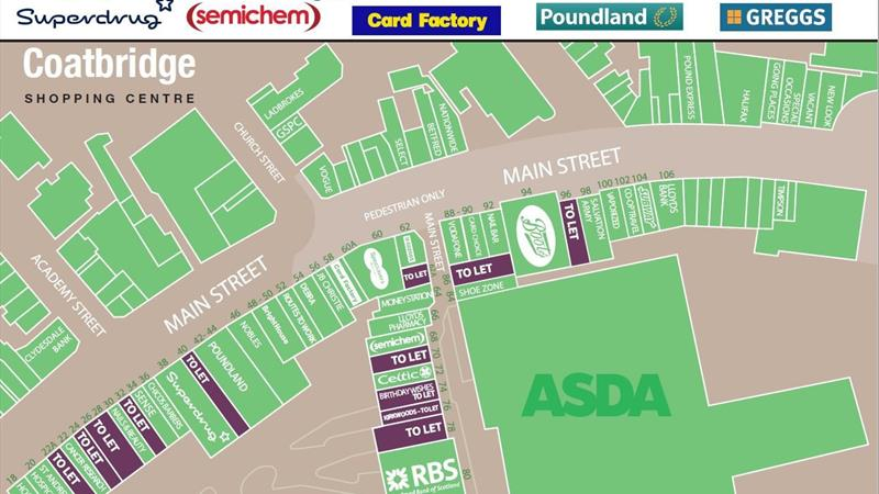 Various Retail Units to Let