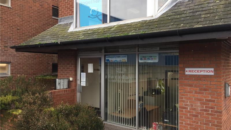 Two Storey Office Building To Let