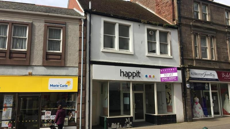 Prominent Retail Unit For Sale