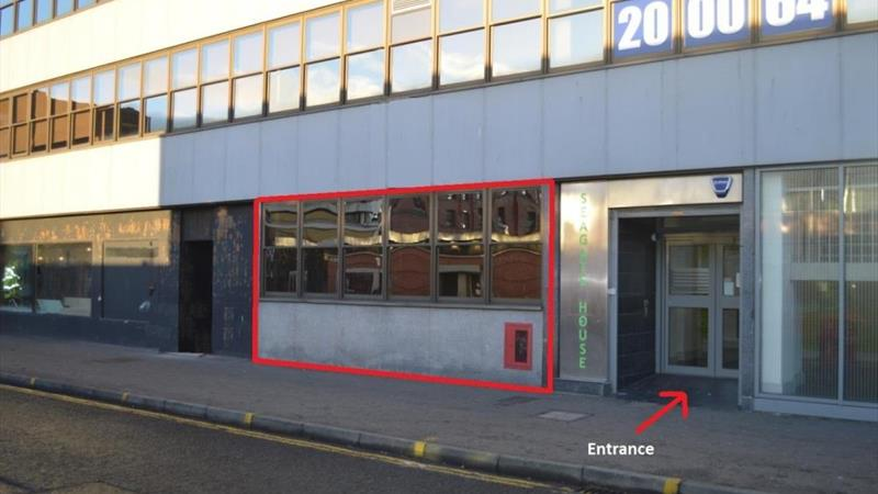 Retail Premises For Sale / To Let