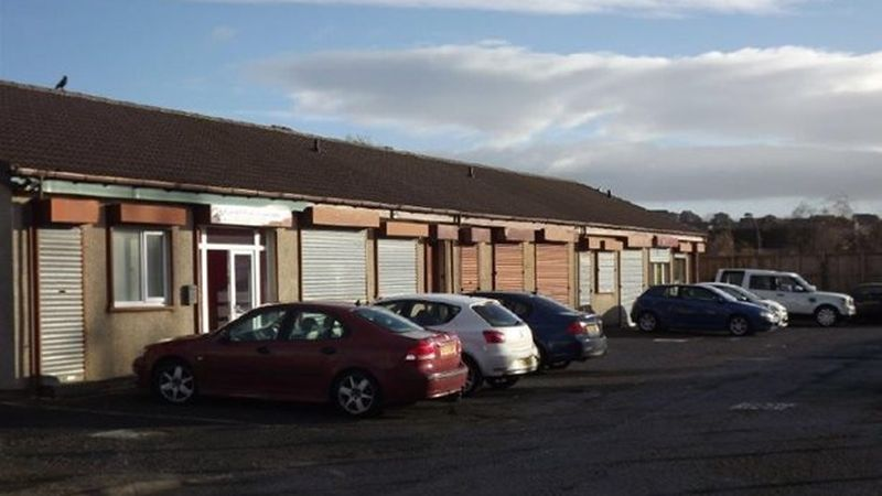 Units with Workshop & Office Areas with Parking