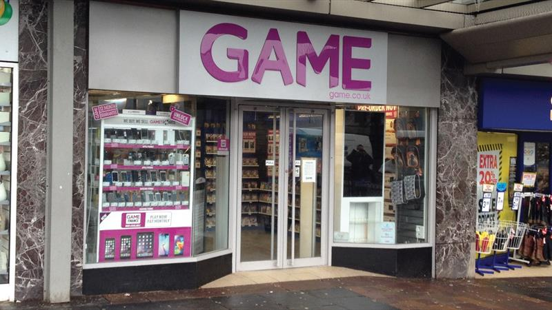 Town Centre Shop Unit to Let