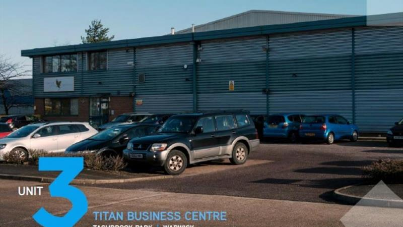 Unit 3 Titan Business Centre