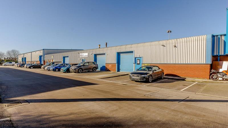 Sovereign Business Park | Unit D4