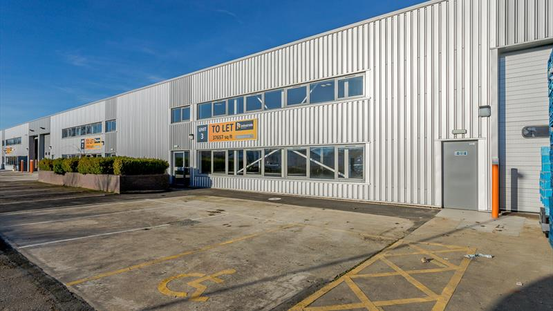 Coningsby Business Park | Unit 2/3