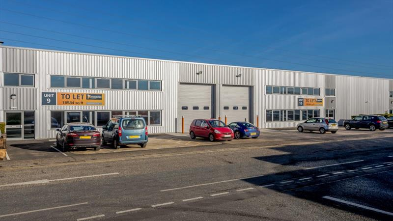 Coningsby Business Park | Unit 9/10