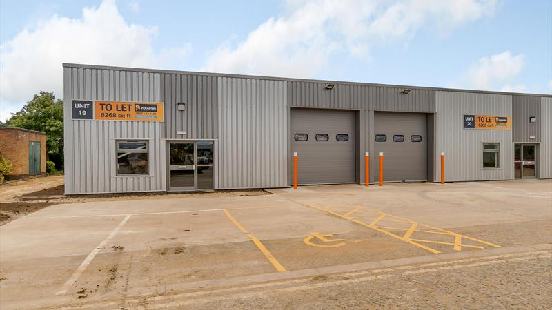 Coningsby Business Park  Unit 19/20