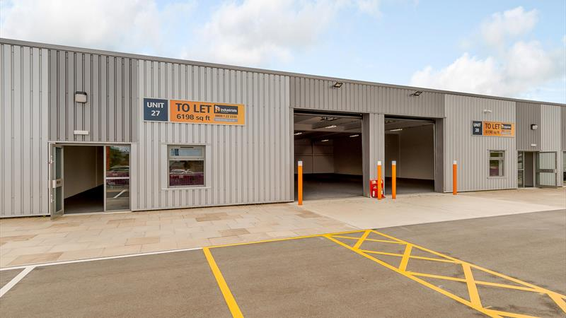 Coningsby Business Park Unit 27/28