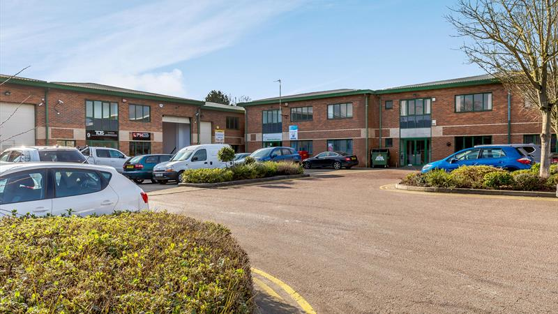 Rivermead Business Park | Unit 3