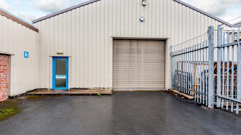 Gainsborough Trading Estate | 2E
