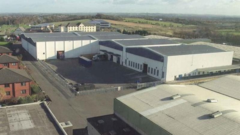 Industrial / Warehouse Units & Yard Areas