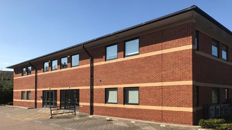 Offices to let in Gloucester