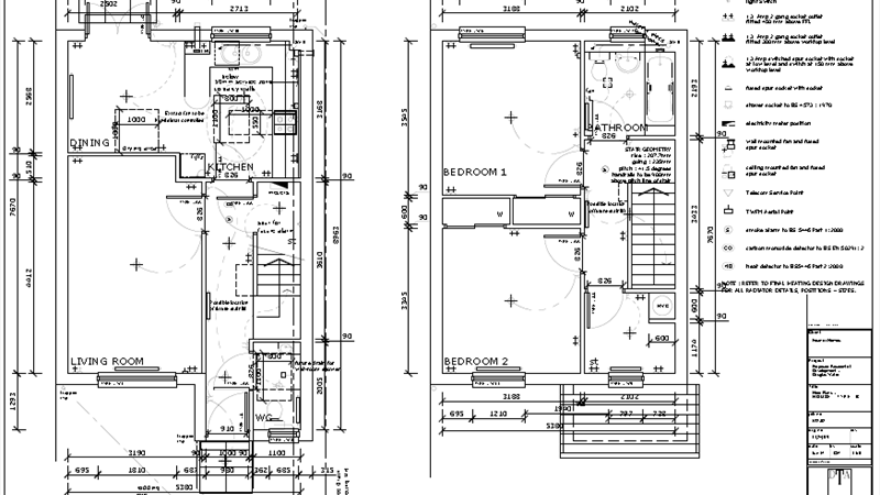 Floor Plan House Type B
