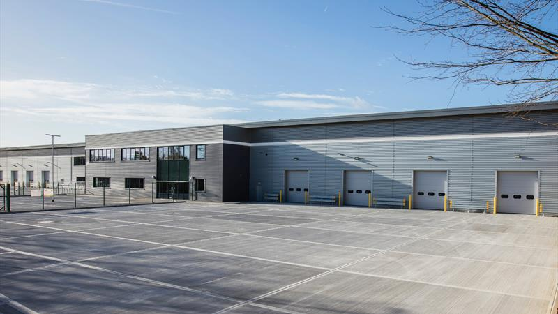 New Industrial/Warehouse Units